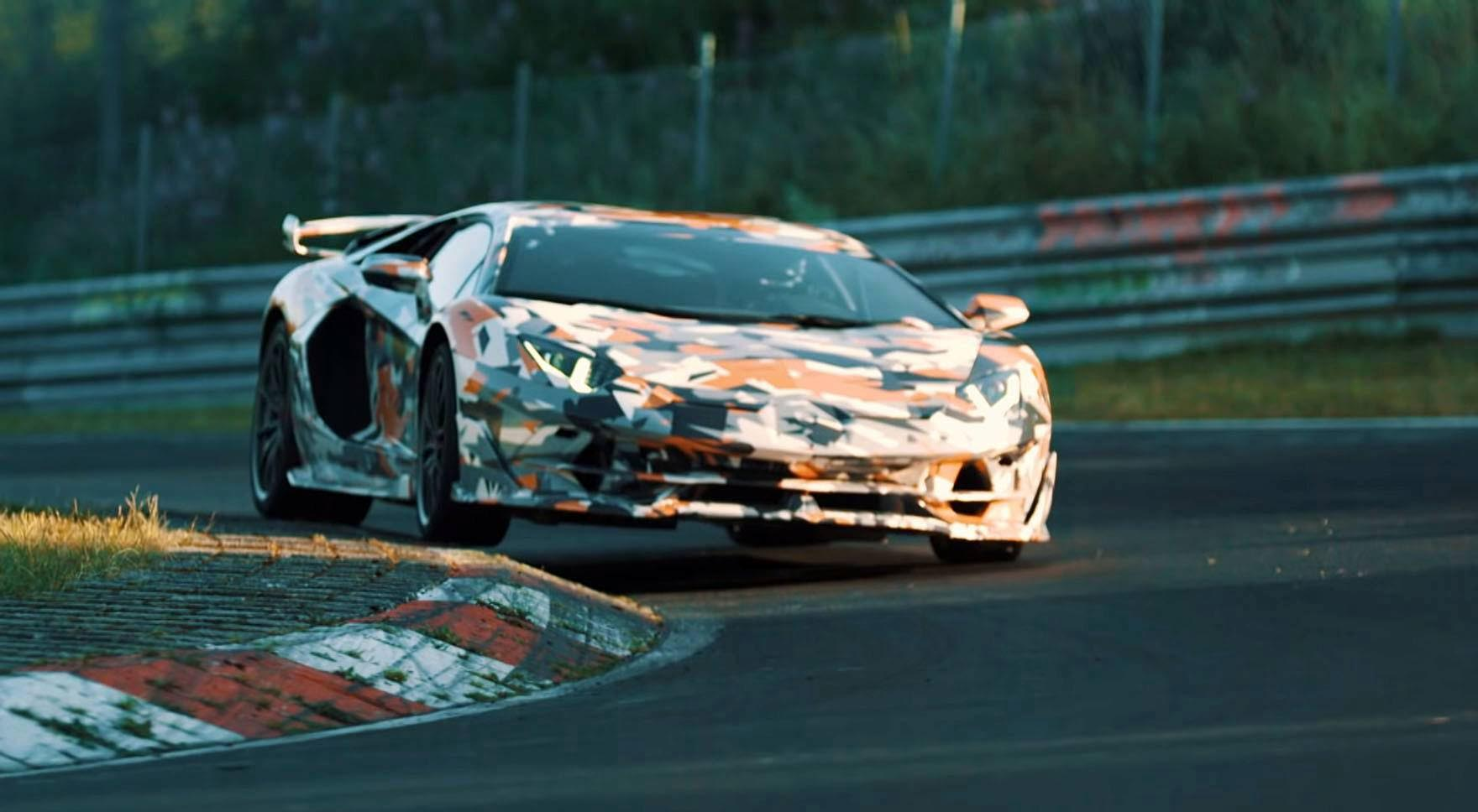Photo of H Lamborghini Aventador SVJ ισοπέδωσε το ρεκόρ στο Ring [vid+upd]
