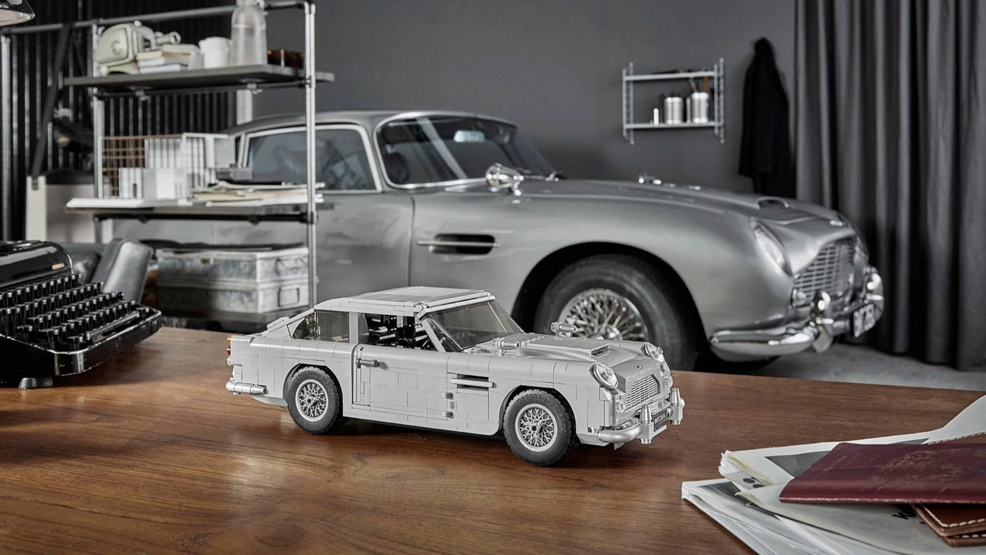 Photo of Συναρμολογήστε την Aston Martin του James Bond [vid]