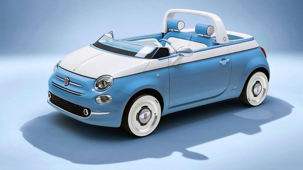 Photo of Fiat 500 Spiaggina, μία καλοκαιρινή πρόταση [vid]