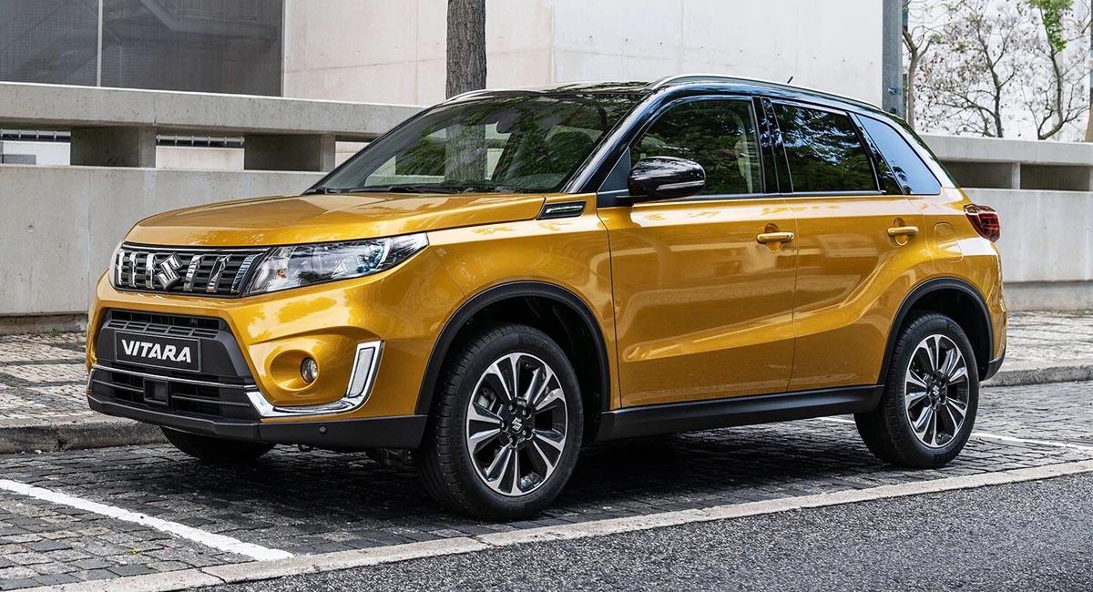 Photo of Ανανεωμένο Suzuki Vitara από 15.990€