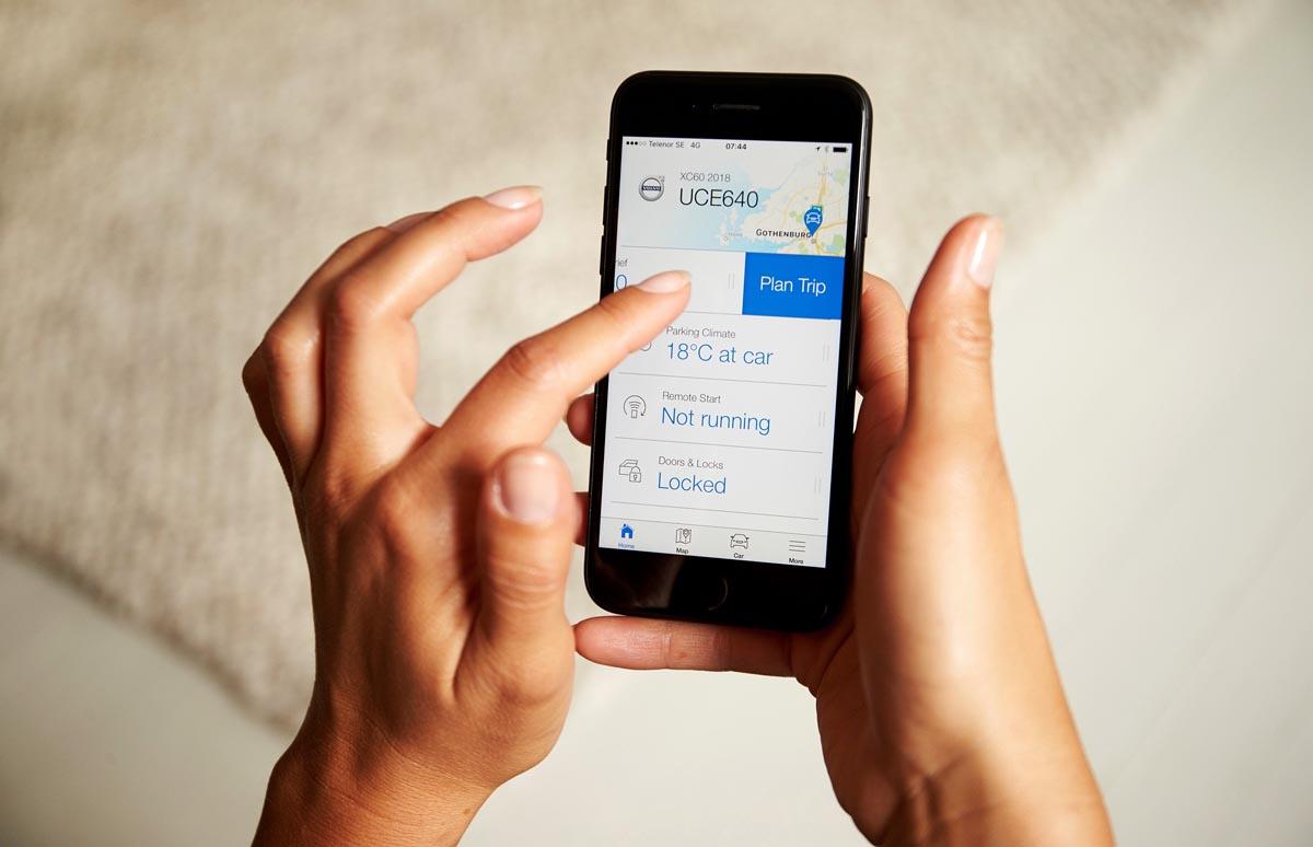 Photo of Volvo On Call: Το ψηφιακό κλειδί για τον κόσμο της Volvo