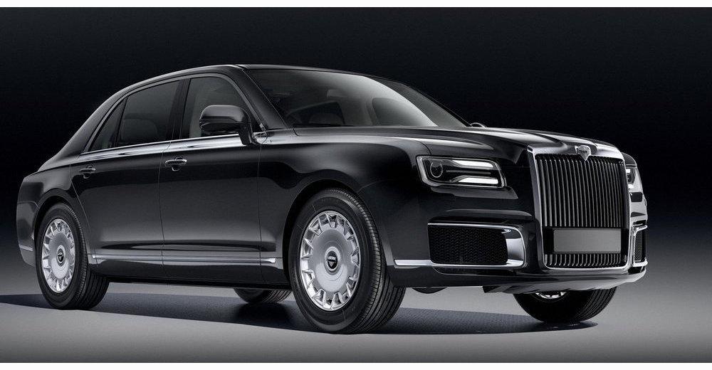 Photo of Το Aurus Senat είναι η ρωσική Rolls Royce