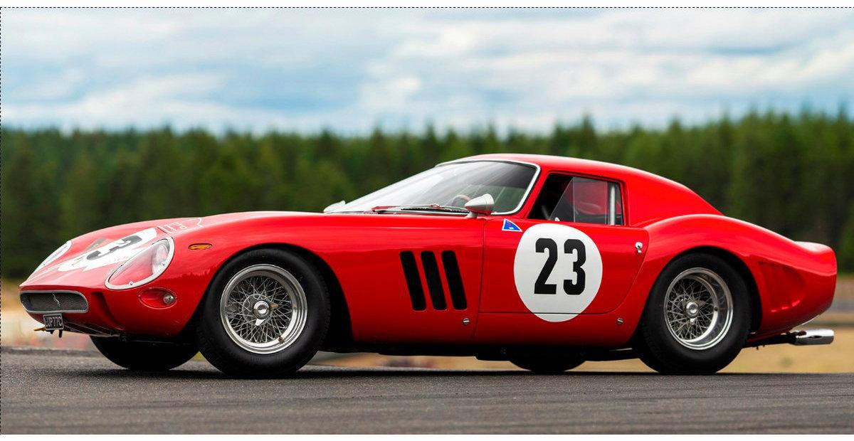 Photo of Γιατί η Ferrari 250 GTO είναι το πιο ακριβό αυτοκίνητο του κόσμου;