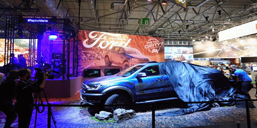Photo of Το Ford Ranger Raptor έγινε το πρώτο στην Έκθεση Gamescom & στο Forza Horizon 4