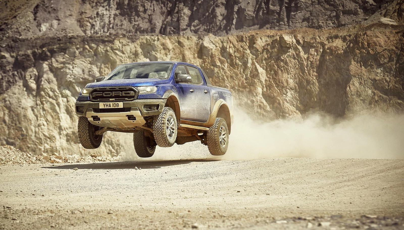 Photo of To νέο Ford Ranger Raptor έρχεται στην Ευρώπη!