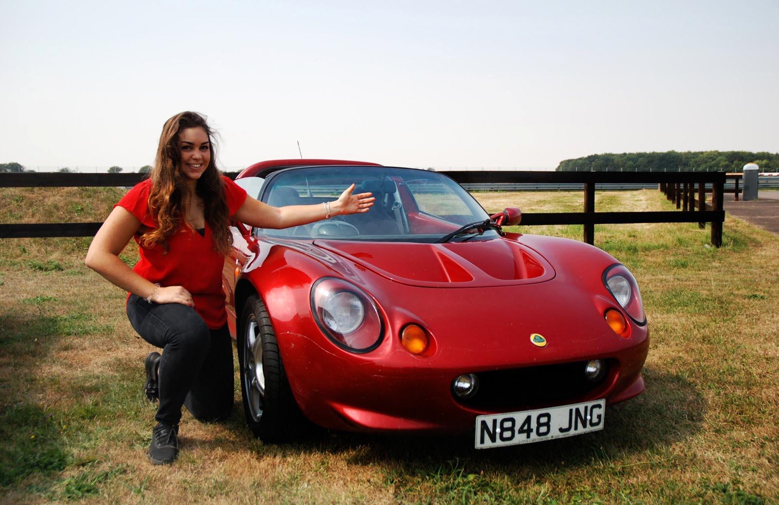 Photo of Πως προέκυψε η ονομασία Lotus Elise;
