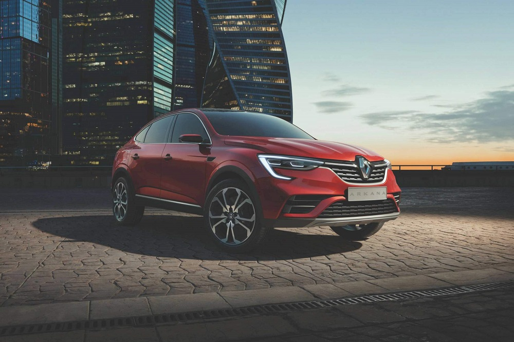Photo of Renault Arkana, στα χνάρια της BMW X4!