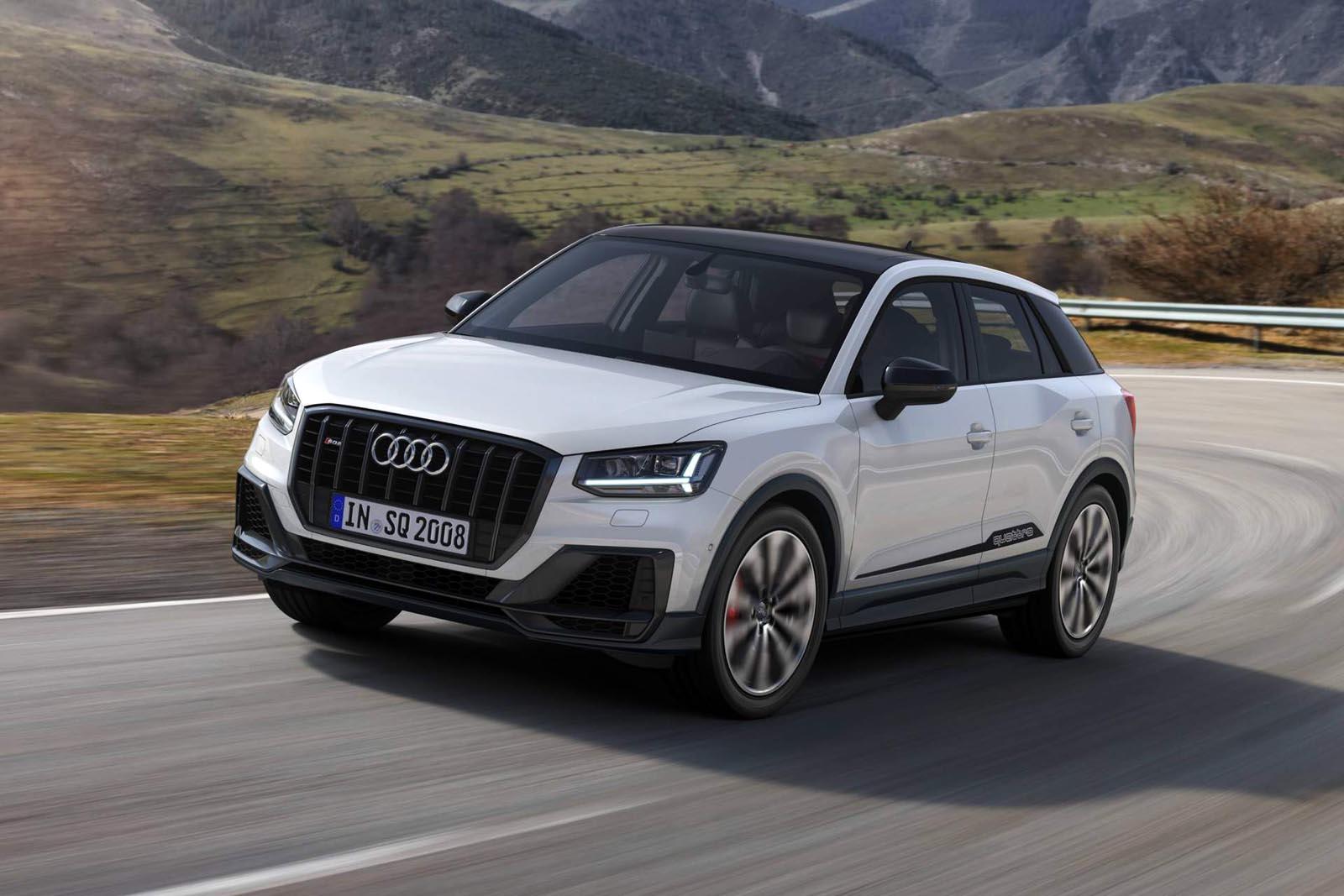 Photo of Ανάκληση για Audi Q2 και VW T-Roc για αναβάθµιση λογισµικού ESC