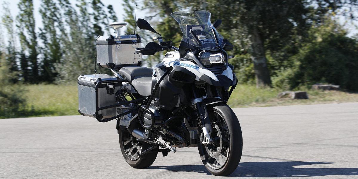 Photo of Αυτόνομη μοτοσικλέτα από την BMW