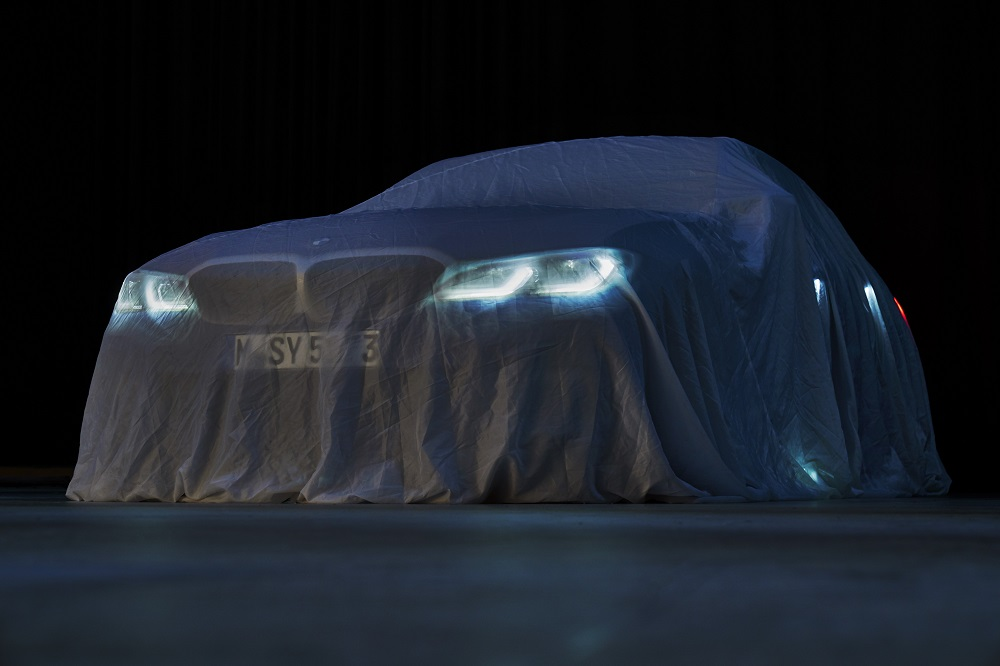 Photo of Αυλαία για τη νέα BMW Σειράς 3!