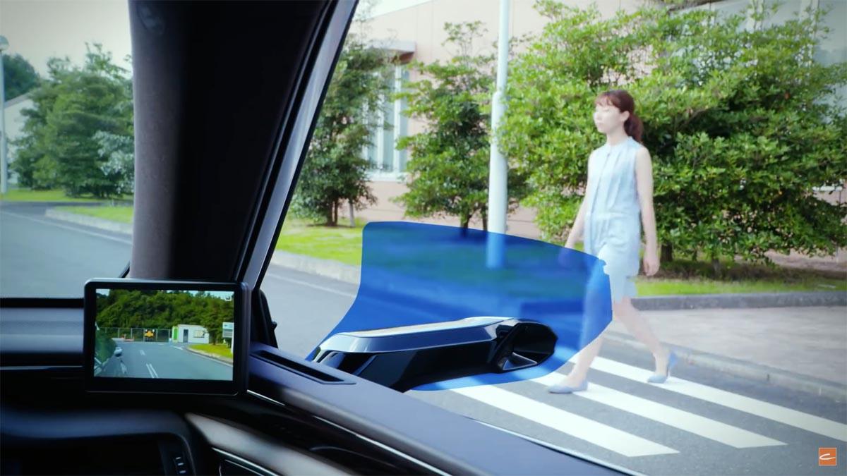 Photo of Κάμερες αντί για καθρέπτες από την Lexus [vid]