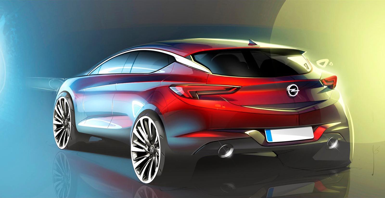 Photo of Νέο Opel Astra που θα μπαίνει και στην πρίζα