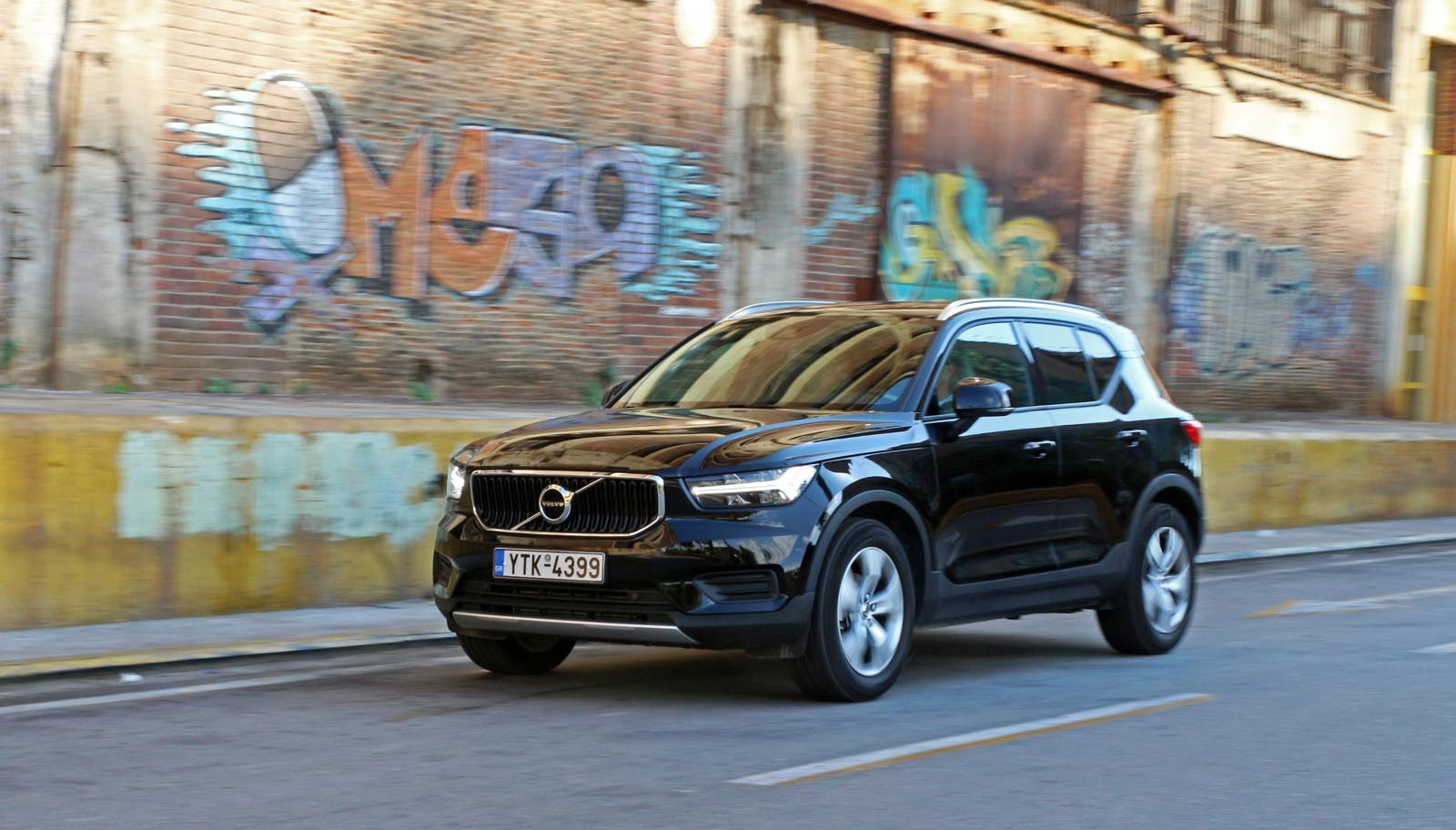 Photo of Volvo XC40 T3 [test drive]