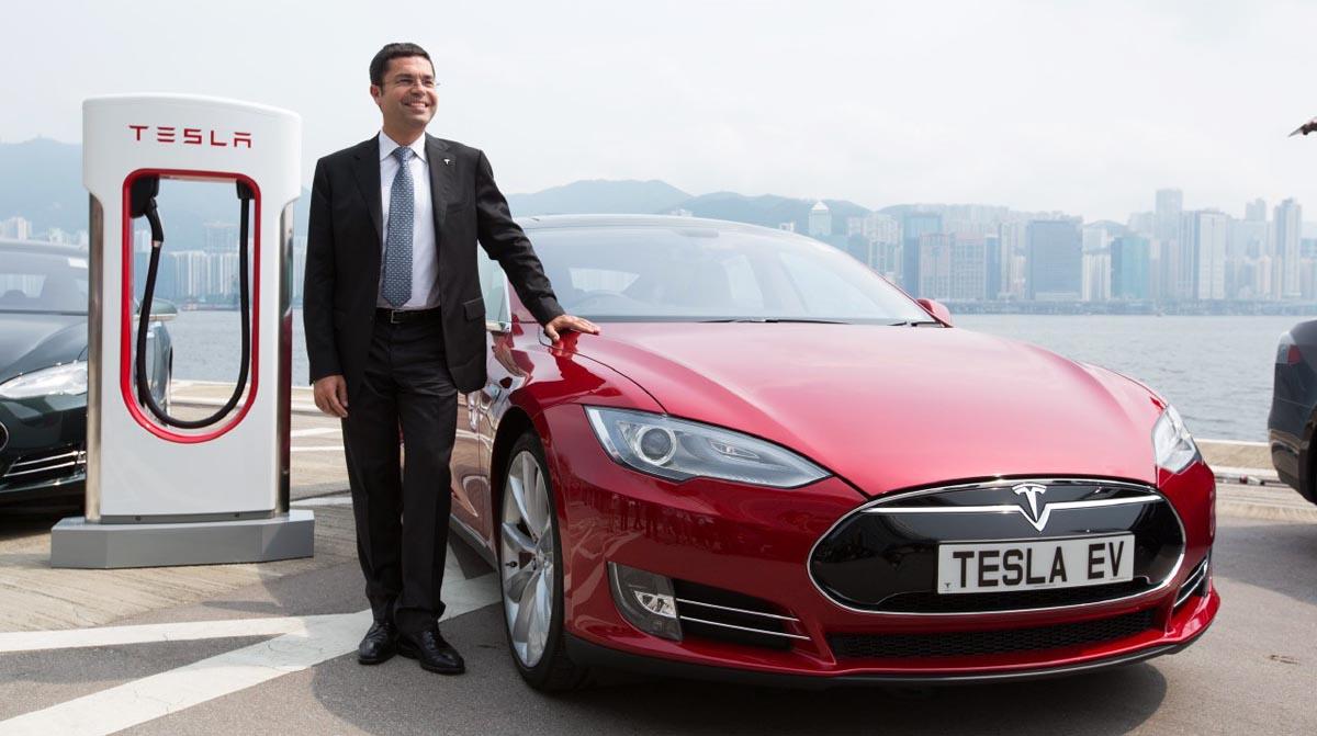 Photo of O Elon Musk ανακοίνωσε νέο πρόεδρο στην Tesla