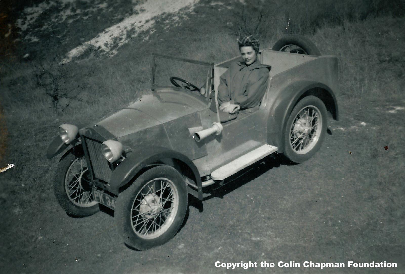 Photo of Ποια ήταν η πρώτη Lotus που κατασκευάστηκε ποτέ;