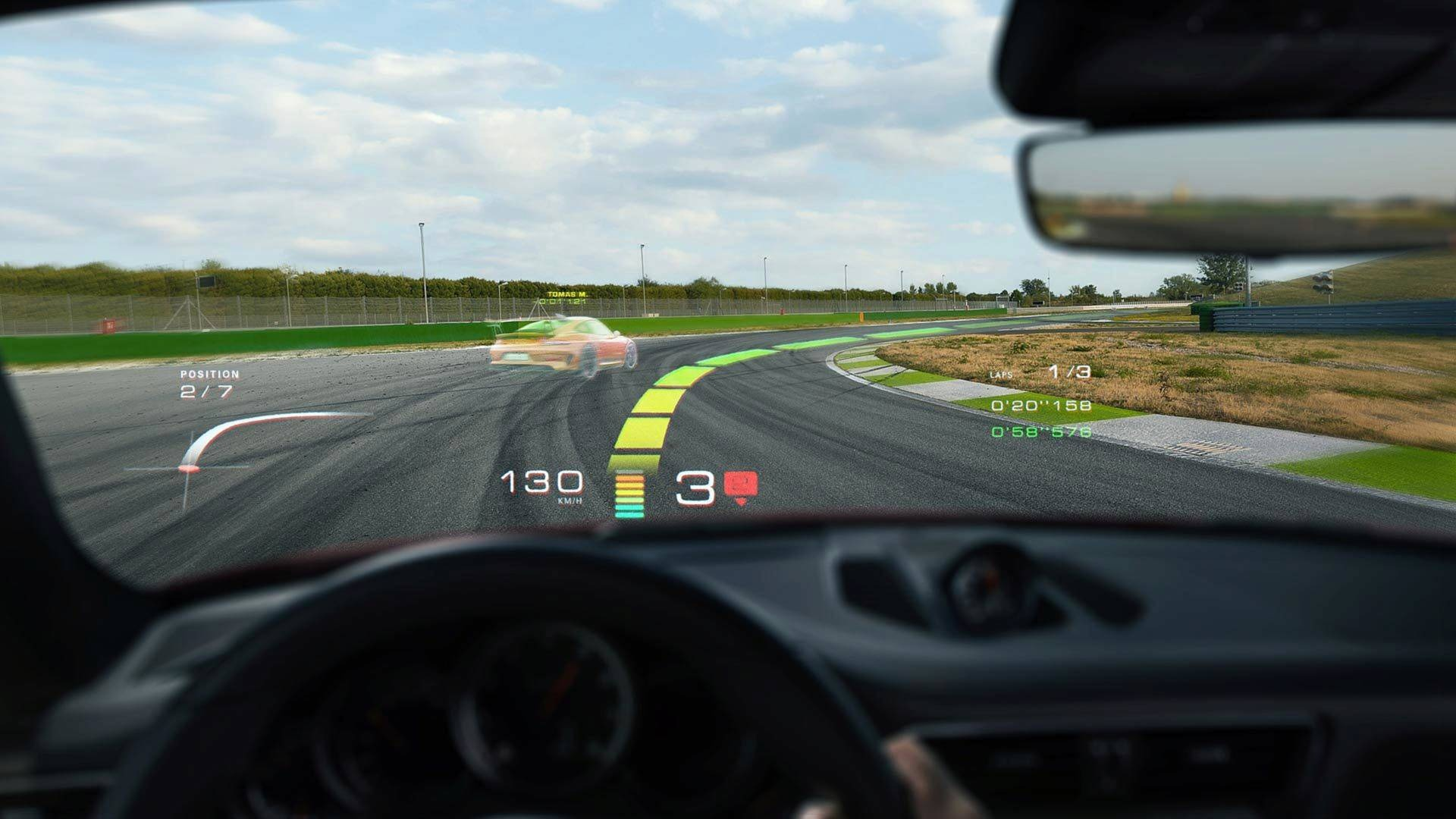 Photo of Porsche & Hyundai εξελίσσουν το παρμπρίζ του αύριο [vid]