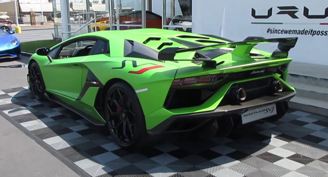 Photo of Πως ακούγεται η Lamborghini Aventador SVJ;