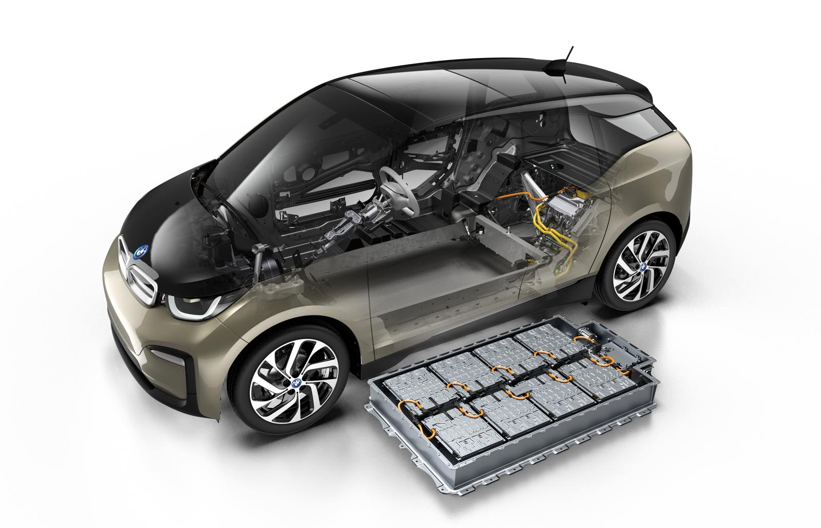 Photo of Περισσότερη αυτονομία για το BMW i3