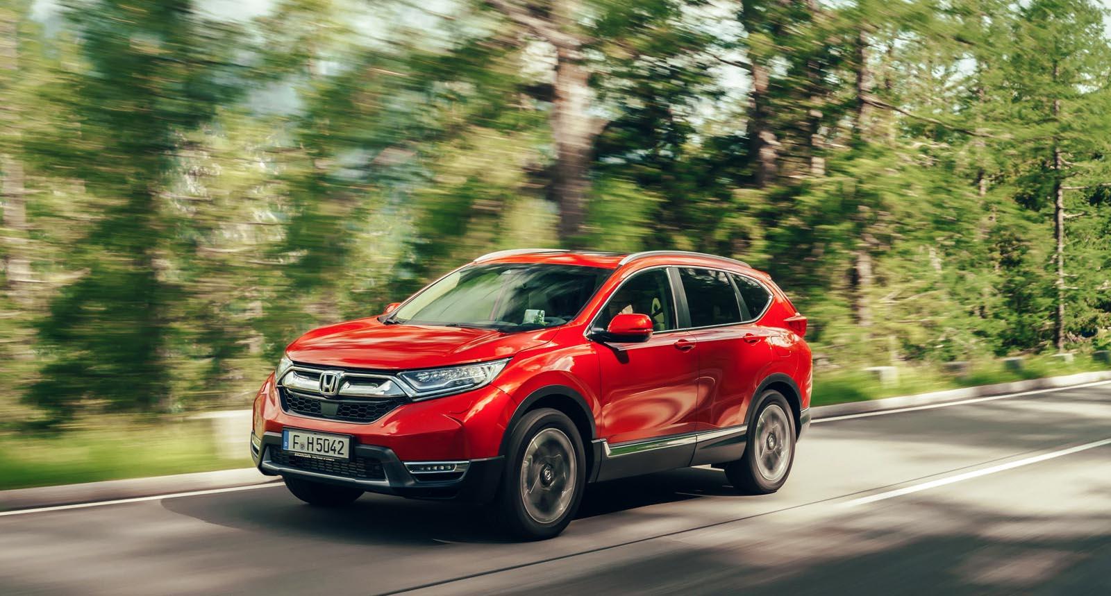 Photo of Από 33.650 ευρώ το νέο Honda CR-V