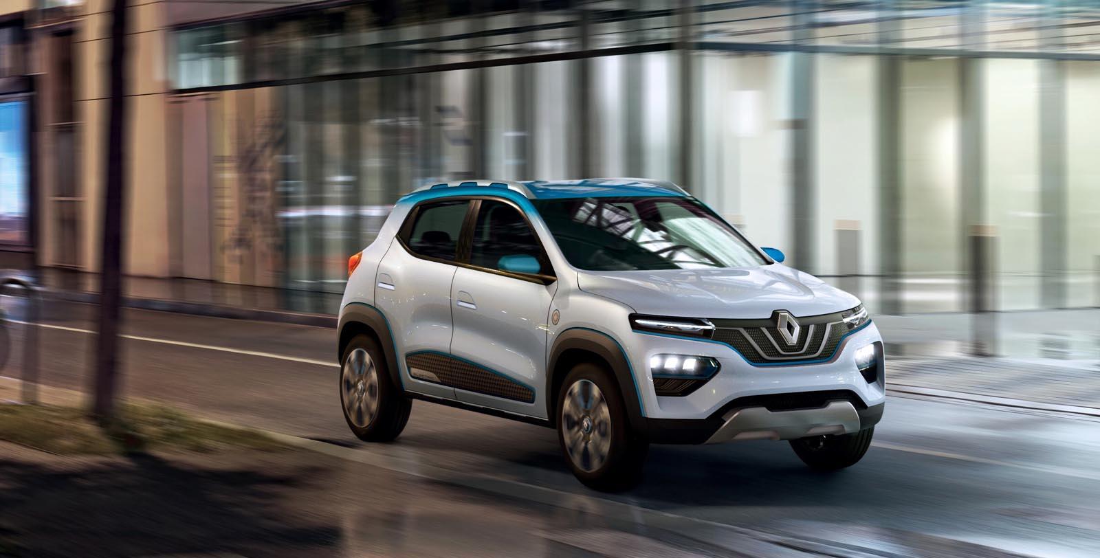 Photo of Το Renault K-Ze θα έρθει και στην Ευρώπη