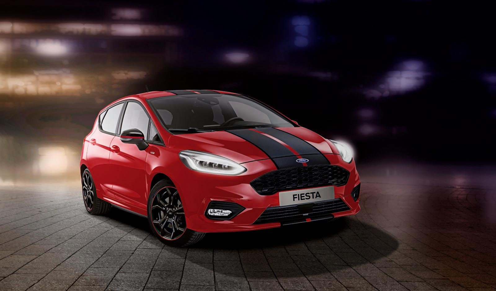 Photo of Νέες εκδόσεις Ford Fiesta ST-Line Red Edition και Black Edition