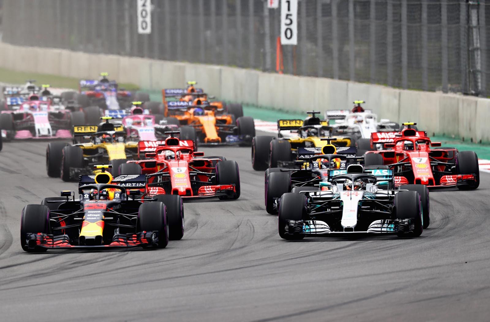 Photo of FIA: H αρχική σύνθεση των ομάδων στην Formula 1 2019