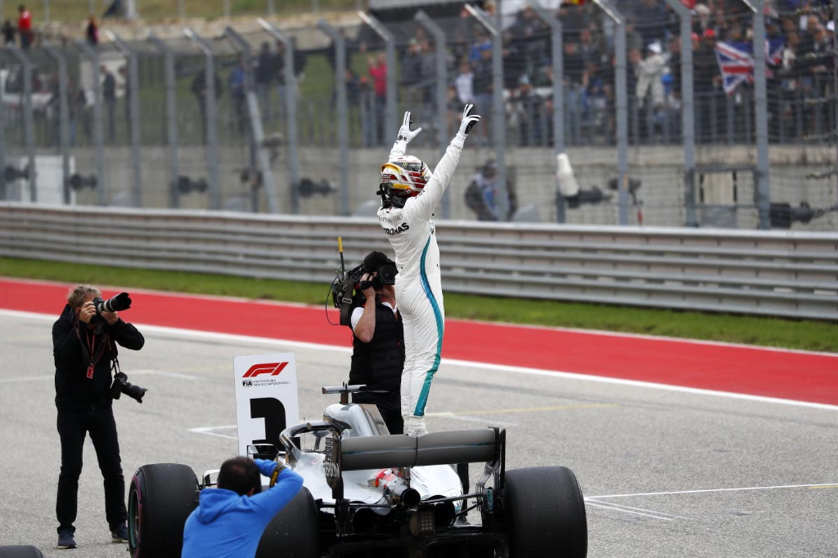 Photo of Grand Prix ΗΠΑ – Κατατακτήριες δοκιμές: Hamilton vs. Ferrari, σημειώσατε…