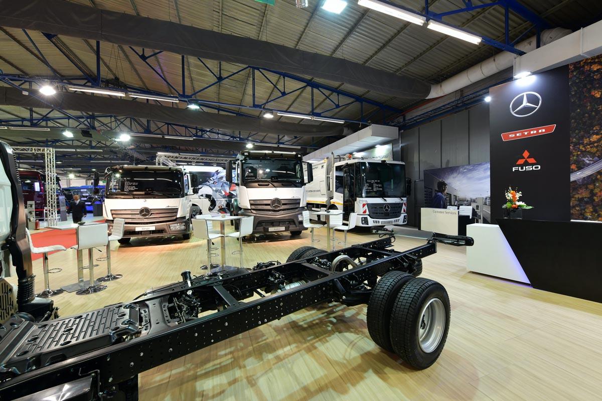 Photo of Τι παρουσίασε φέτος η Mercedes-Benz Ελλάς στην Transport Show;