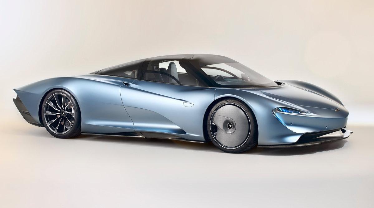 Photo of H McLaren Speedtail των κοντά 2 εκ. ευρώ έχει το «0-300» σε 12,8 δλ.!