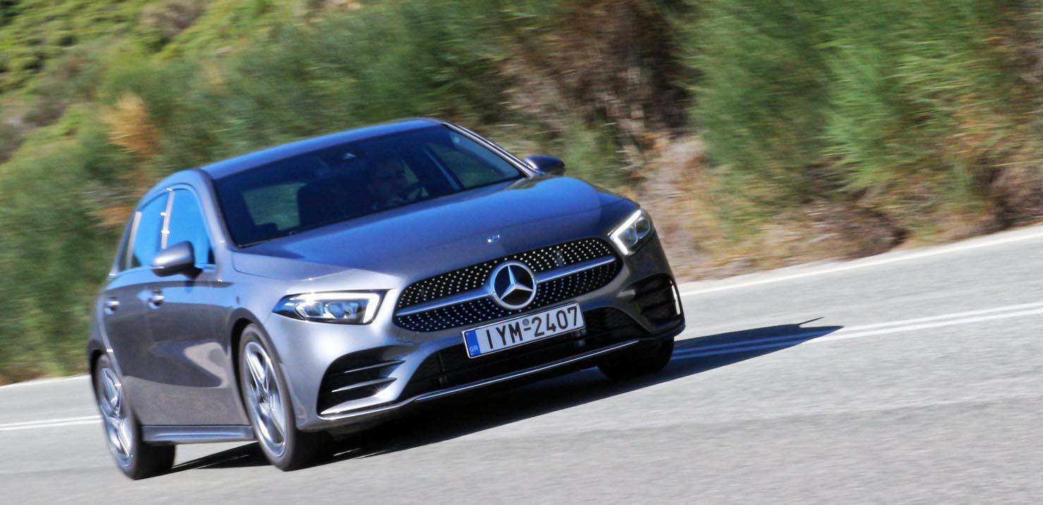 Photo of Mercedes-Benz A 200 7G-DCT [test drive]