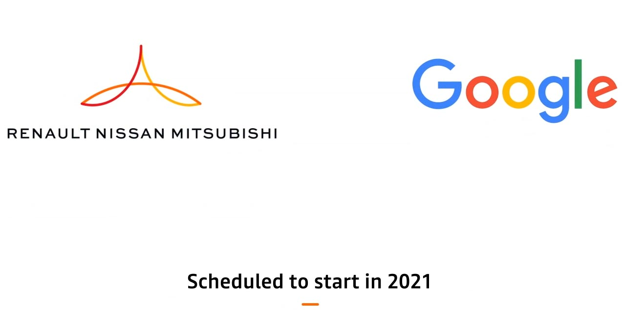 Photo of Οι Renault-Nissan-Mitsubishi ενώνουν της δυνάμεις τους με την Google