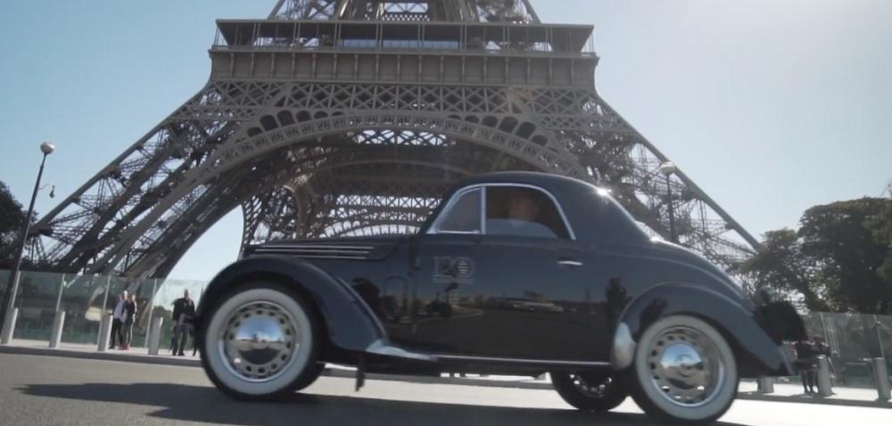 Photo of Παρέλαση ιστορικών Renault στους δρόμους του Παρισιού [vid]