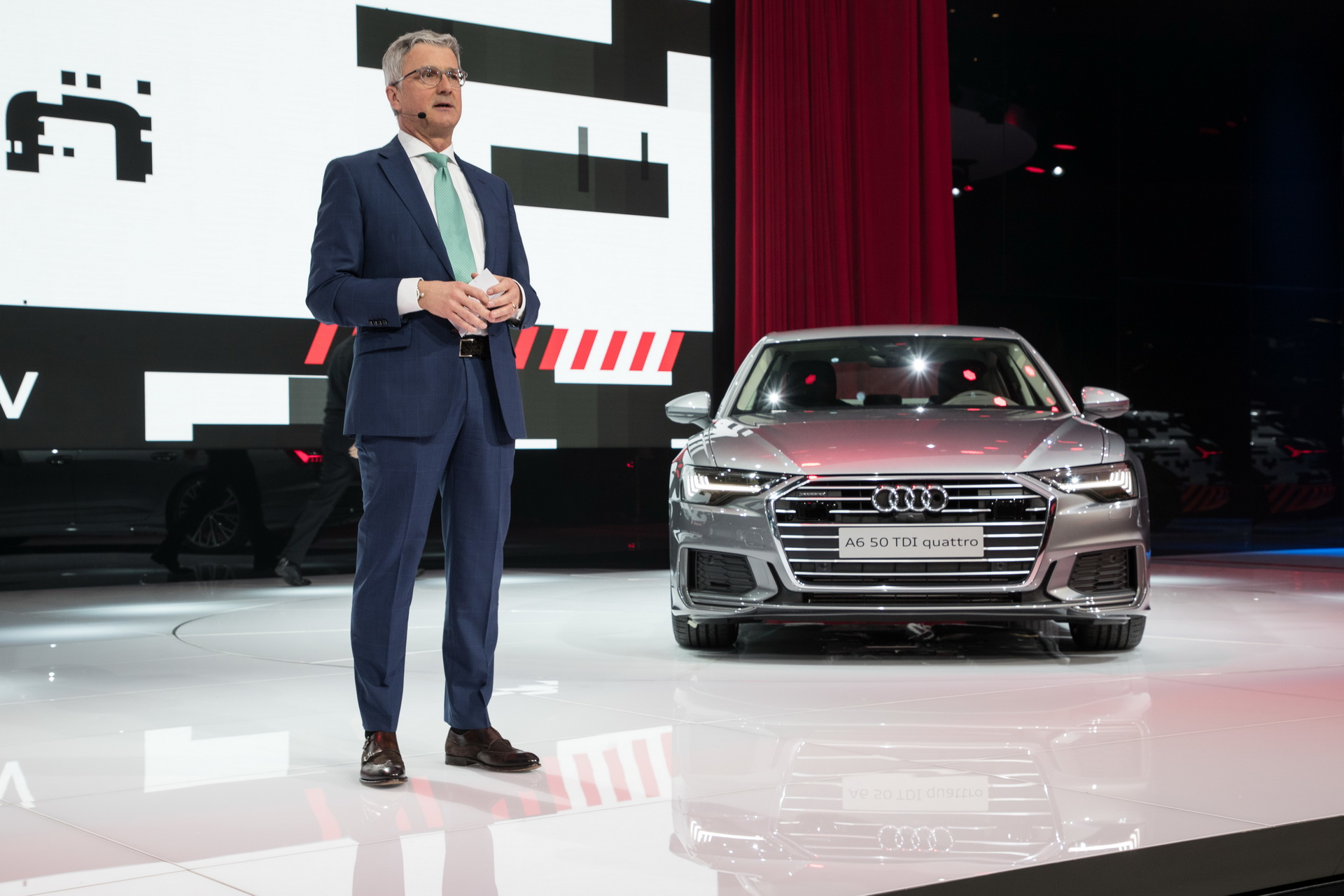Photo of Audi: Eλεύθερος ο πρώην πρόεδρος εταιρίας Rupert Stadler
