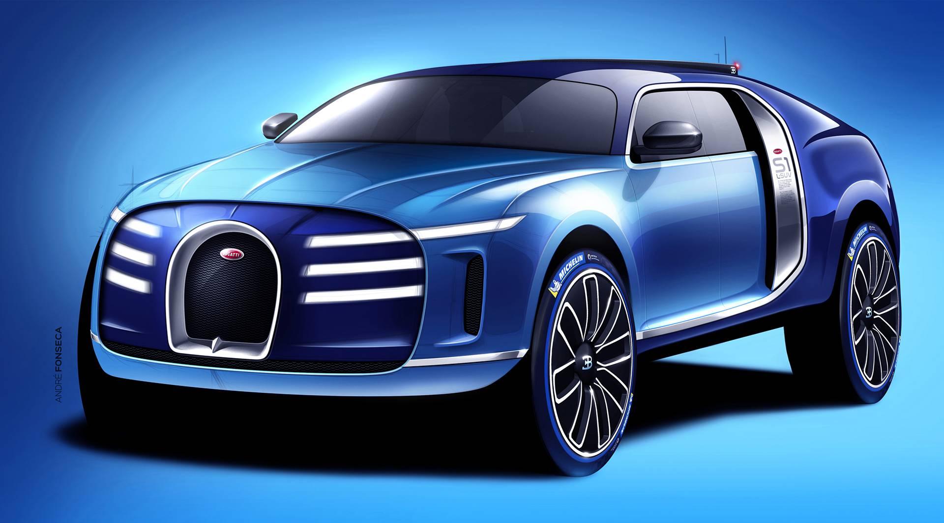 Photo of Η Bugatti πάει για το δικό της SUV