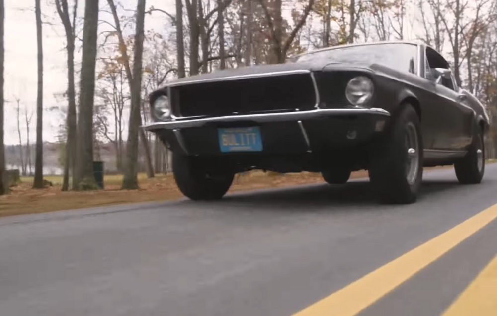 Photo of Μια βόλτα με τη Ford Mustang Bullitt!