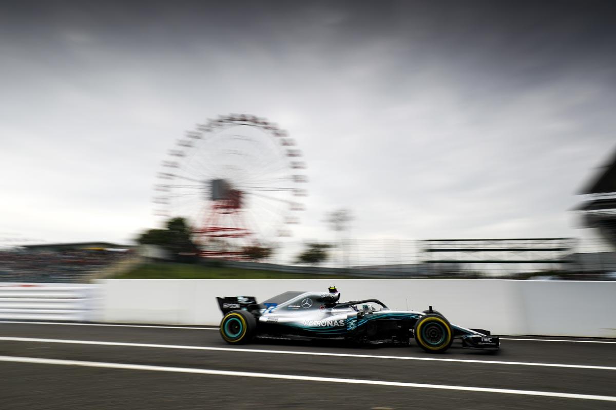 Κάπως έτσι θα μπορούσε να χαρακτηριστεί η περίοδος των κατατακτήριων  δοκιμών για το Ιαπωνικό Grand Prix του 2018. ec422f453ea
