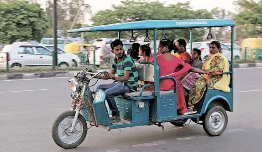 Photo of Τα ηλεκτρικά τρίκυκλα κυριαρχούν. Στην Ινδία!