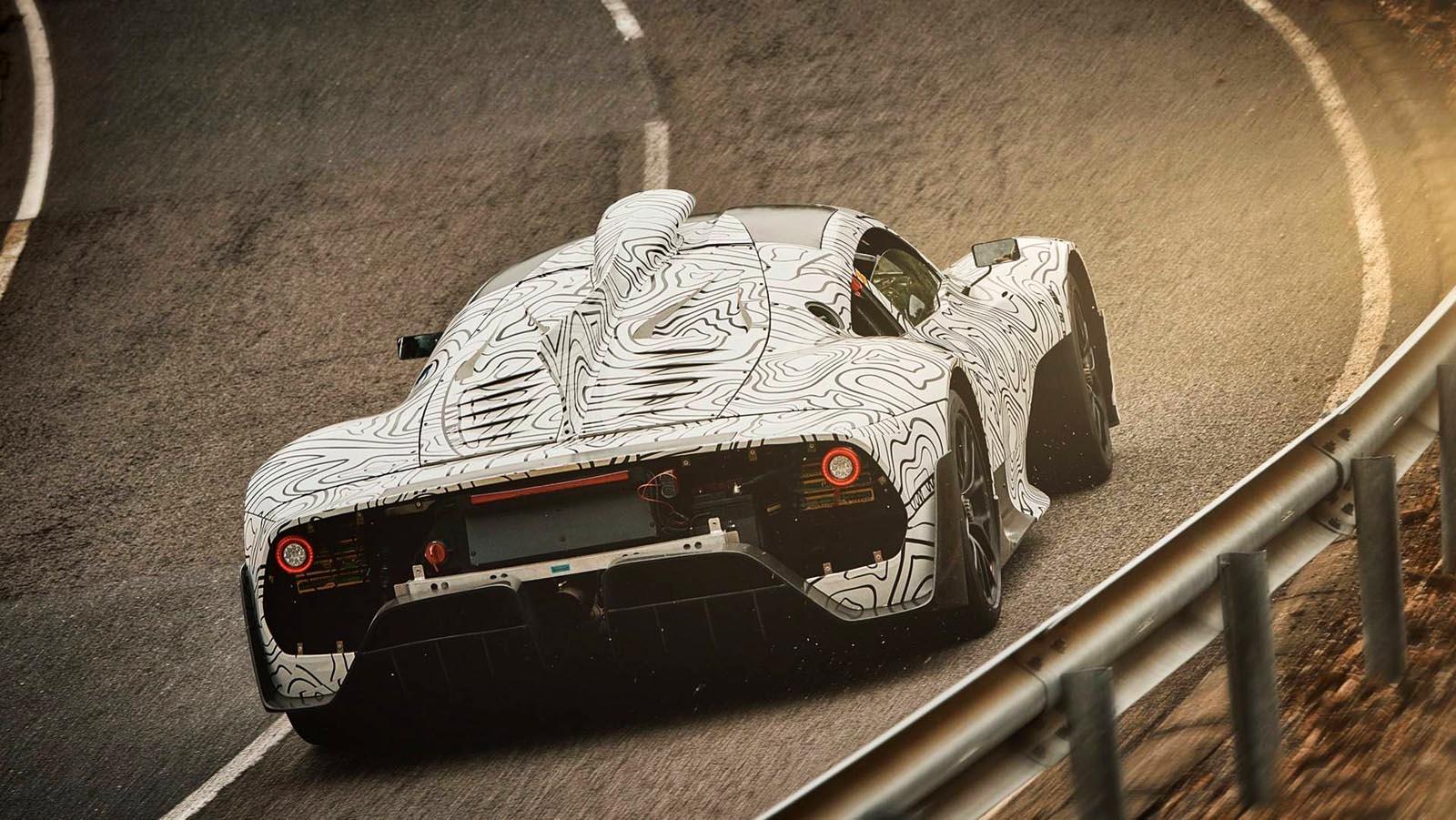 Photo of Γιατί καθυστερεί η Mercedes-AMG One;