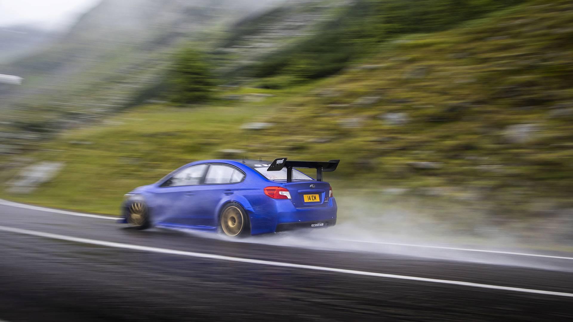 Photo of H Subaru κάνει ρεκόρ στο Transfagarasan [vid]