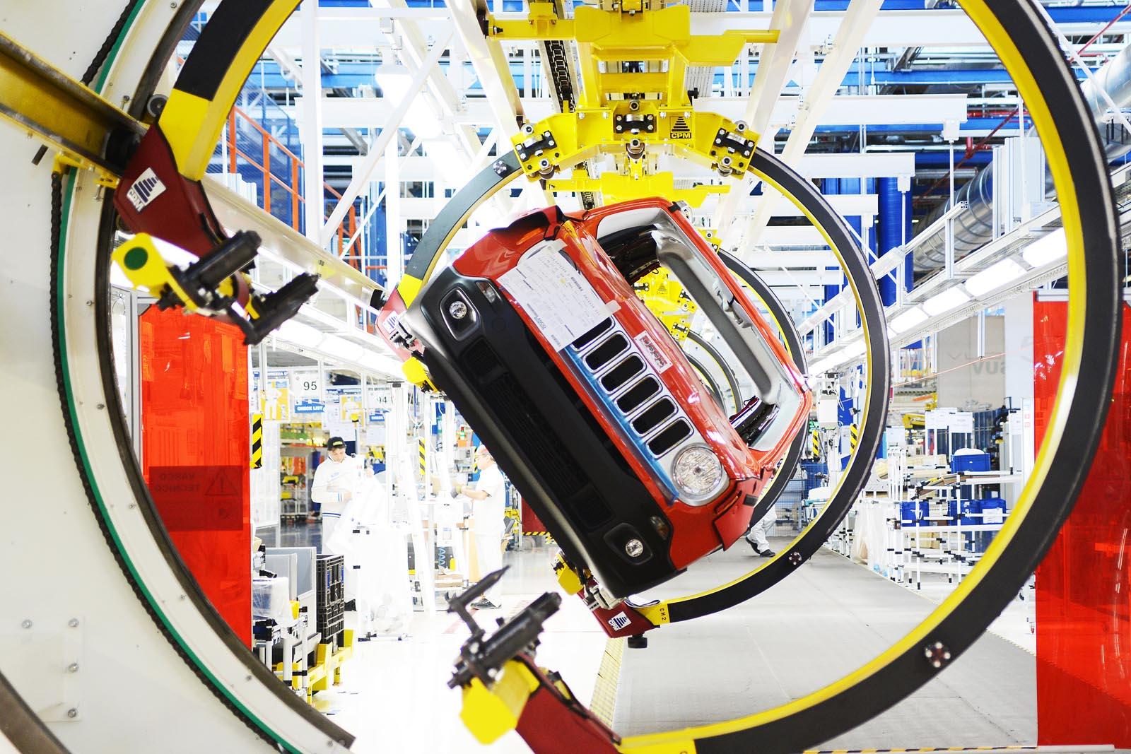Photo of FCA: Λιγότερα Fiat, περισσότερα Jeep!