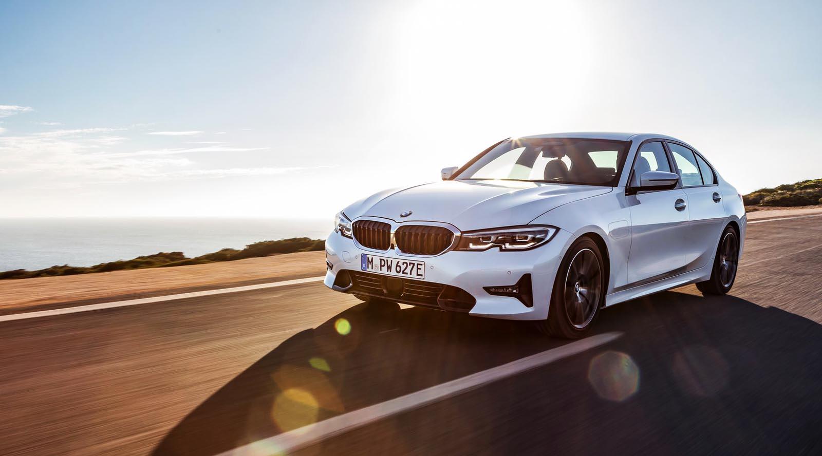 Photo of H BMW 330e έχει έως 292 άλογα και 60 «ηλεκτρικά» χιλιόμετρα