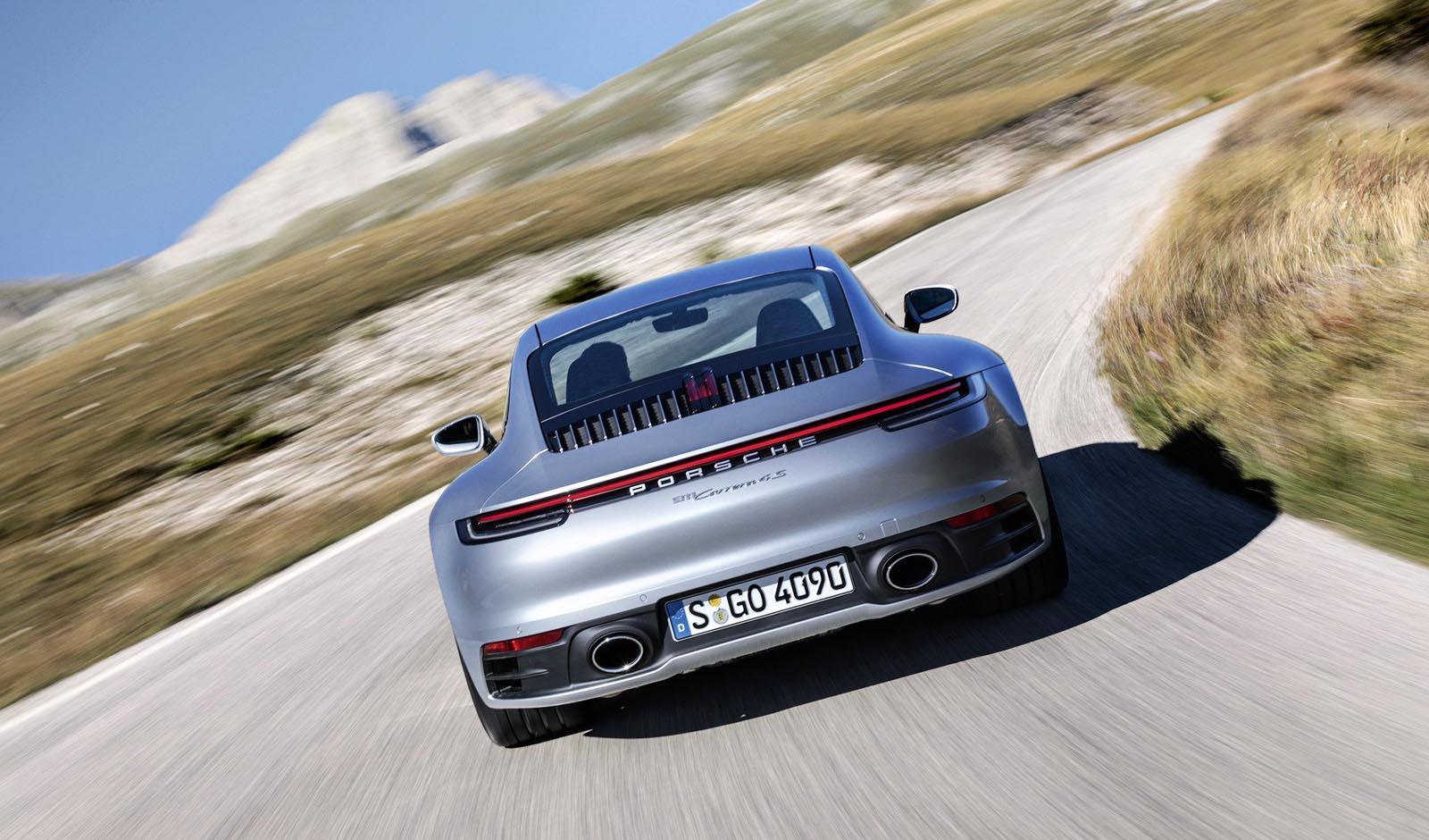 Photo of Επίσημα η ολοκαίνουργια Porsche 911 [vid]