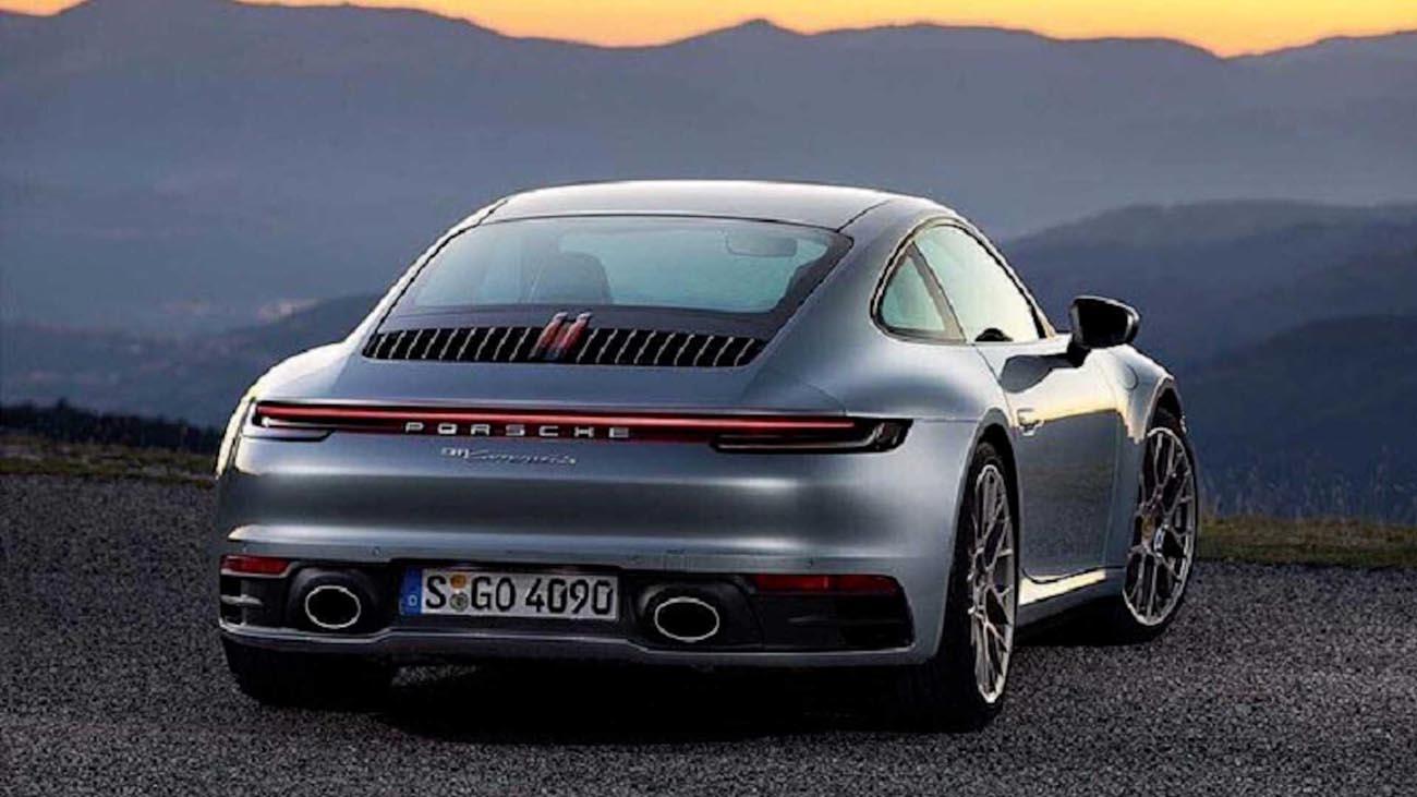 Photo of Αυτή είναι η νέα Porsche 911!