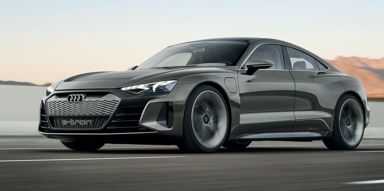 Photo of To Audi e-Tron GT έχει ως βάση την Taycan