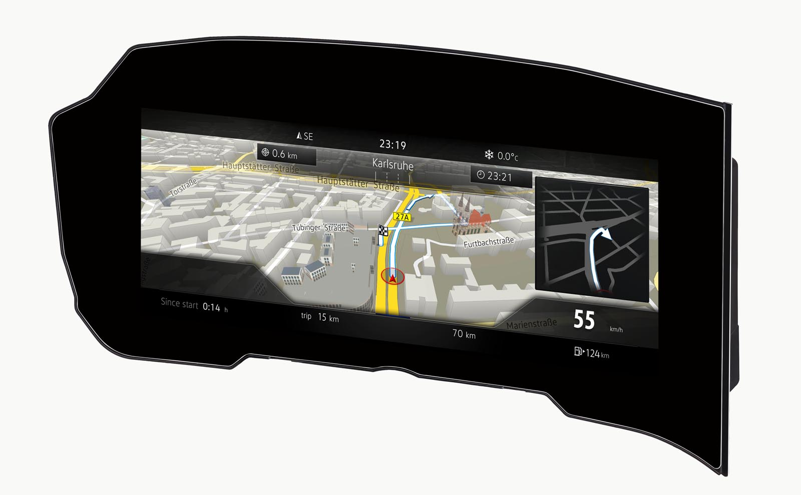 Photo of Bosch: Κυρτές οθόνες για ψηφιακούς πίνακες οργάνων