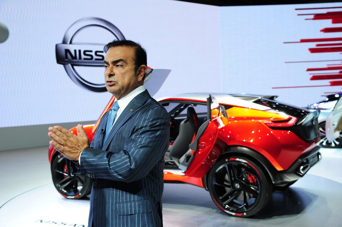 Photo of H ανακοίνωση της Nissan σχετικά με την αναχώρηση του Carlos Ghosn από την Ιαπωνία.