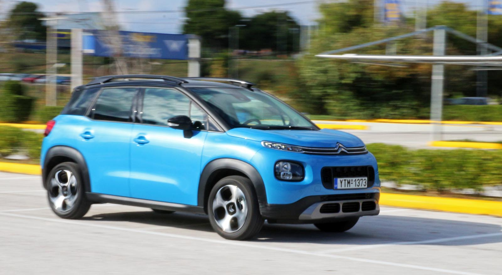 Photo of Citroën C3 Aircross 1.2 PureTech [test drive]