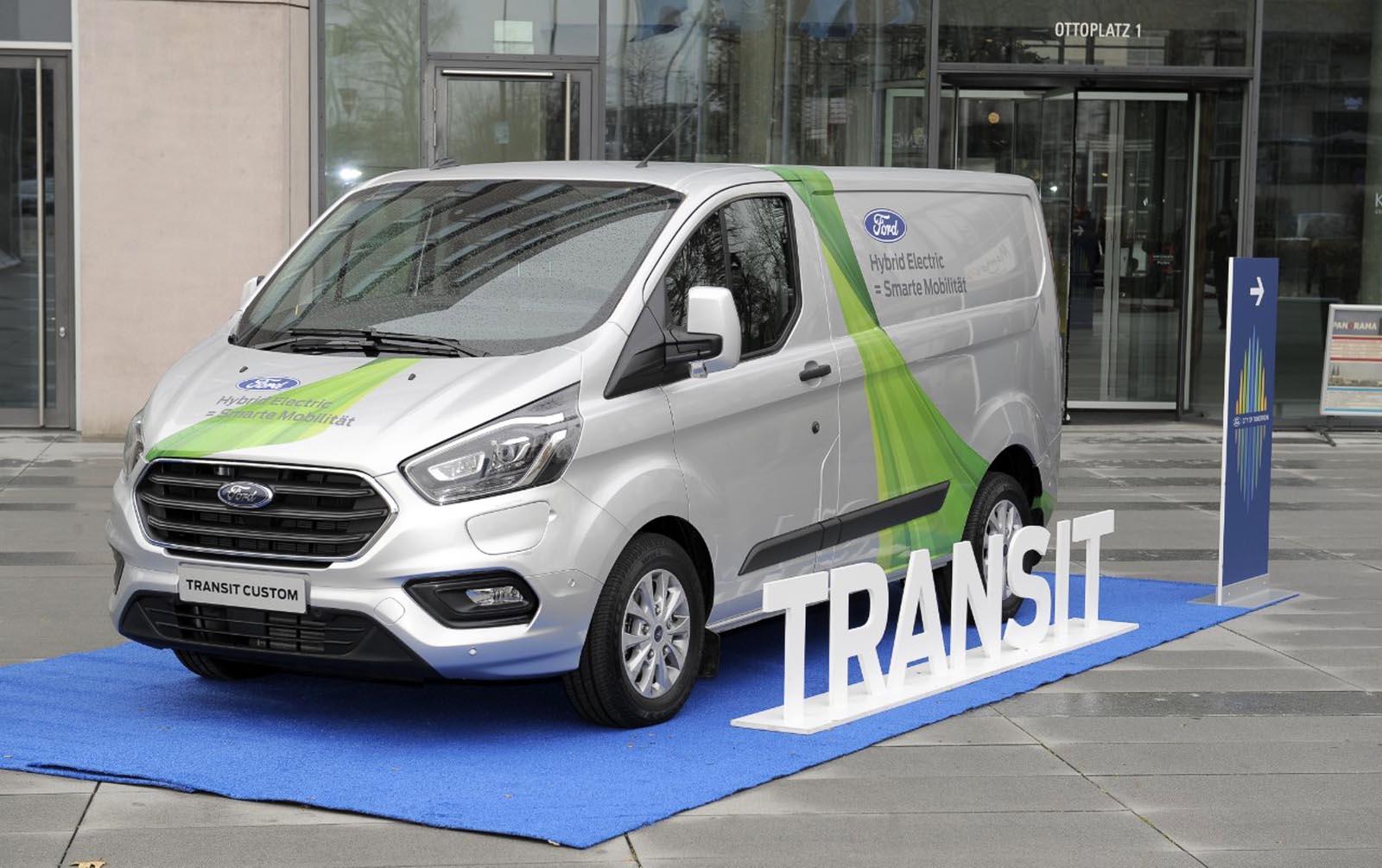 Photo of Η Ford Επεκτείνει τη Δοκιμή του Transit Plug-In Hybrid Van στην Κολωνία