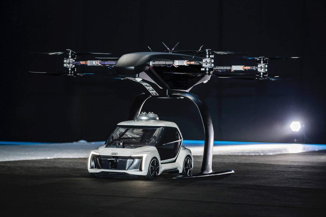 Photo of Η Audi λανσάρει το πρώτο ιπτάμενο ταξί [vid]