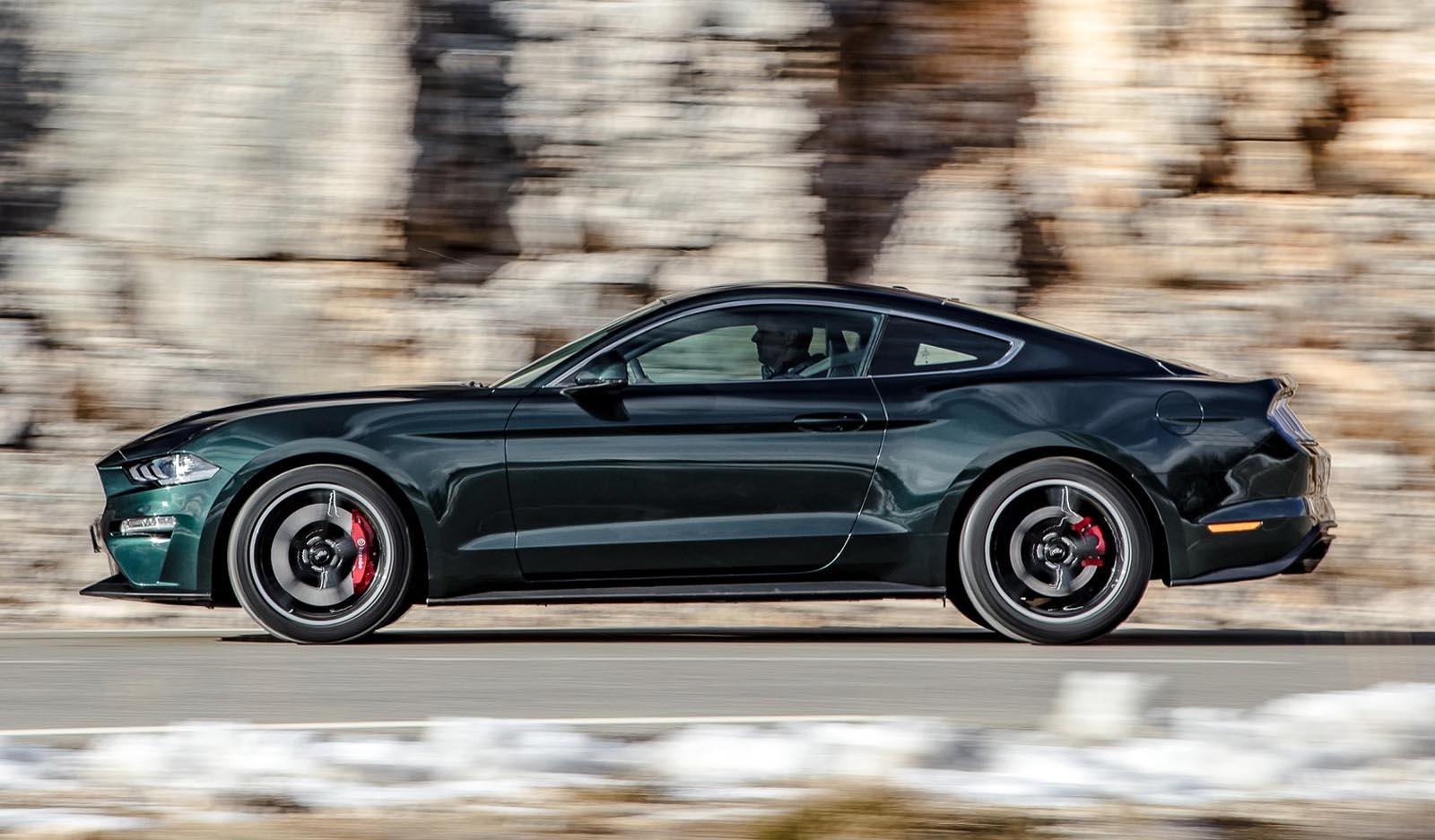 Photo of Πόσο κοστίζει η Ford Mustang Bullitt;